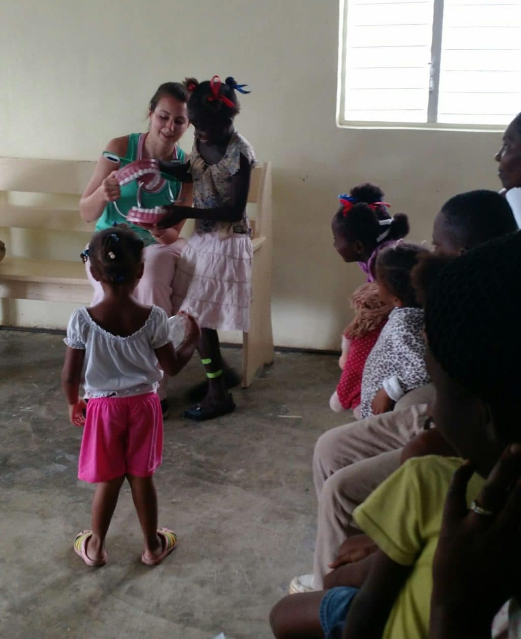 K. Holda DR Oral Hygiene Teaching